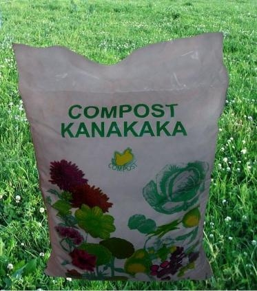 Composted chicken manure 3L