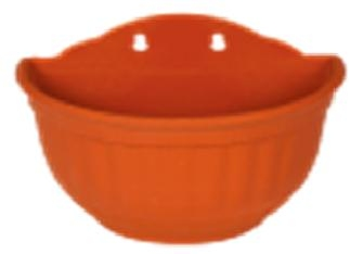 Wall mounted flowerpot 270x150/150x90mm